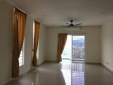 Zetapark LAKE VIEW *P/Furnished* 3R2B The Loft Setapak Central