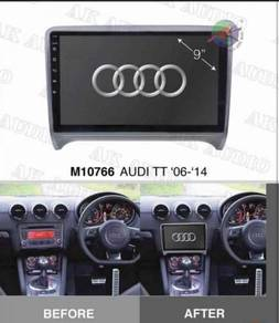 Audi tt 04 - 14 car android player