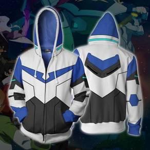 Gundam Voltron hoodie jacket RBT0074