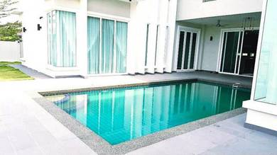 Luxury Bungalow With Private Swimming Pool, Seksyen 7, Shah Alam