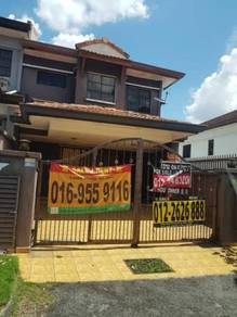 2 Storey End Lot House , Damai Perdana , Cheras, freehold