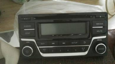 Almerra car stereo player. brand new