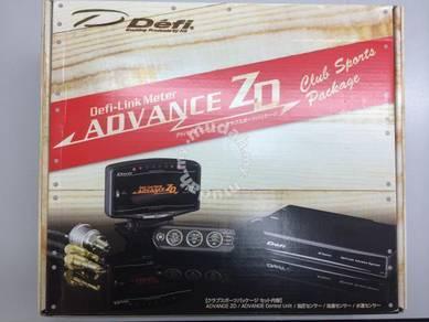 Defi ADVANCE ZD Club Sports Package Temp Press