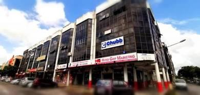 4 storey Shoplot at Bormill Commercial centre