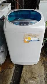 Mesin basuh terpakai 7.0 kg automatik