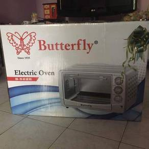 Oven butterfly brand