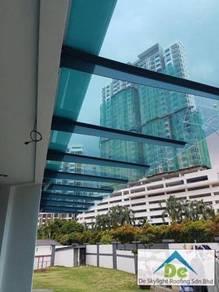 Tempted glass Pasang renovson