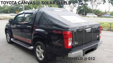 Isuzu D Max Canvas