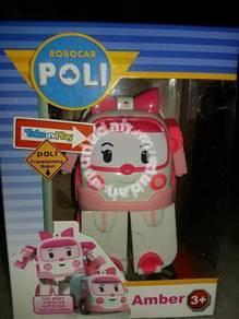 RoboCar Poli Amber (Transformable)
