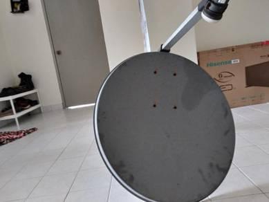 Piring antenna
