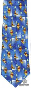 Winnie the Pooh Ball Cartoon Fancy Neck Tie