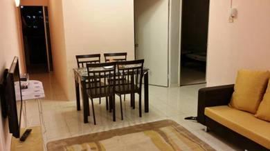 Pandan Utama Apartment, Ampang , LRT