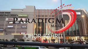 MUST RENT Platino Condo Johor Bahru next to PARADIGM MALL
