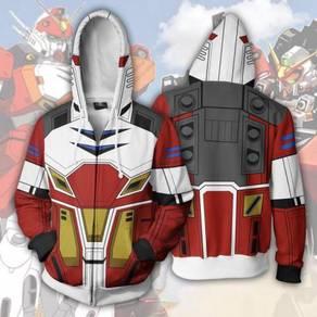 GUNDAM Z Hoodie jacket RBT0090