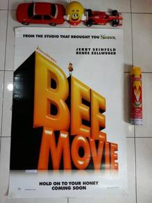 Poster BEE MOVIE Limited Edition 2007 01