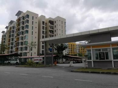 [GROUND FLOOR] Apartment Garden Villa, Taman Bandar Senawang