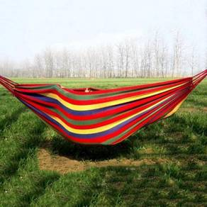 Hammock Outdoor Sleeping Buaian Camping