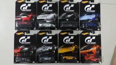 HotWheels GT Series 2016