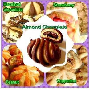 NEW Roona Almond Chocolate