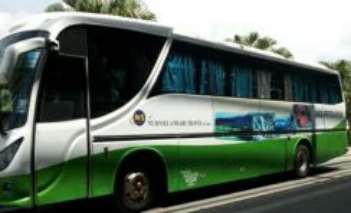 Bas persiaran dan bas catar seluruh sabah