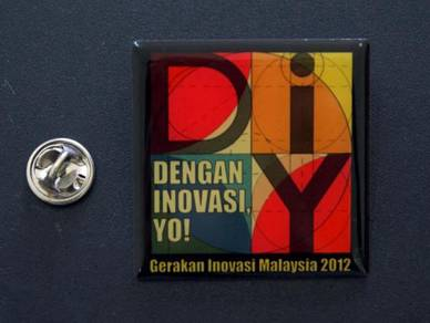 Enamel Pins Malaysia