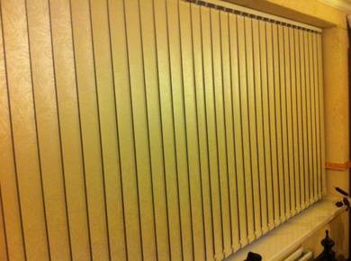 Easy Use Office Vertical Blind with installation 7