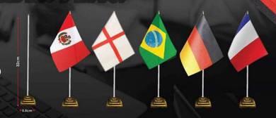 World Cup Table Flag (14cm x 21cm)
