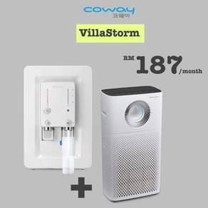 VillaStorm Penapis Air dan Penapis Udara Coway 04