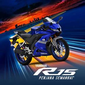 End Year 2020 Yamaha R15 Promosi Hebat !!!!