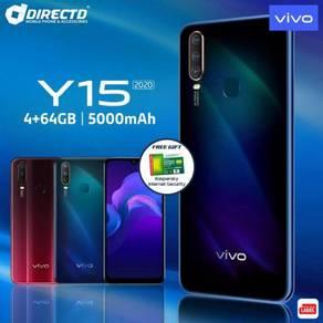 VIVO Y15 -2020 (4GB RAM | 64GB ROM | 6.35