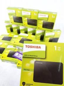 Original Toshiba External Hard Disk 1TB