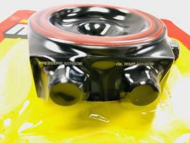 Sensor adapter oil temp press meter