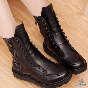 Boots shoes Genuine Leather Women's