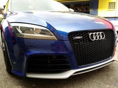 Audi TT TTS TTRS TT RS Bodykit bumper Conversion
