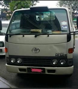 2001 Toyota HIACE 1.5 Ton