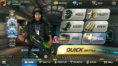 Crisis Action Android Games Sell Account