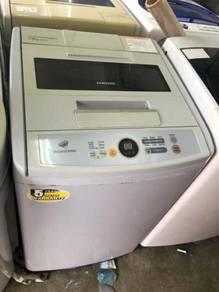 7kg Auto Top Washer Mesin Samsung Washing Basuh