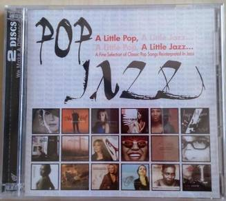 IMPORTED CD A Little Pop- A Little Jazz 2CD