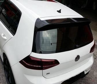 VW GOLF MK7 gti MK7R OETTINGER CARBON SPOILER