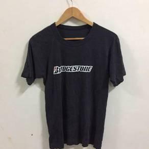 Vintage Bridgestone Black Shirt Size S
