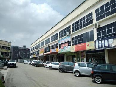 3-Storey Shop Office, Pekan Lama, Sungai Petani