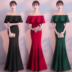 Red green black blue prom dress gown RBP0835