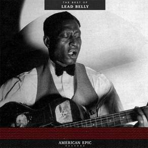 American Epic: The Best of Lead Belly 180g LP