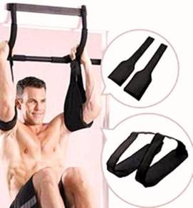 1 Set ( Iron Gym Bar + Abs Straps )