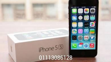 Iphone 5s 16gb rom seconhan iterm set ll