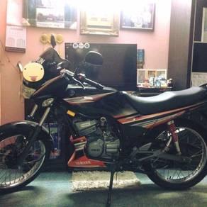 2011 Yamaha RXZ