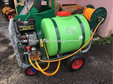 Power Sprayer c/w 100 Liter Tank Set