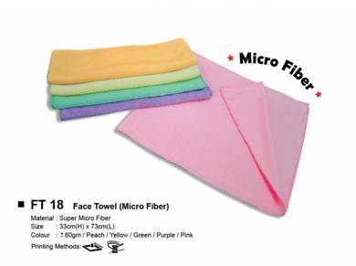 Face Towel Microfiber