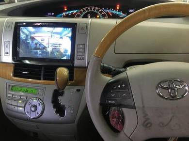 Toyota Estima Android Player