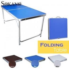 Meja Lipat Foldable Lipat